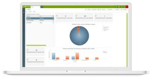 enova365 Business Intelligence - mockup